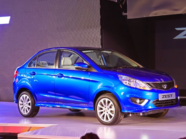 Tata Zest HD Wallpaper