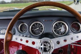 1965 Alfa Romeo Giulia Sprint GTA Topspeed Panel
