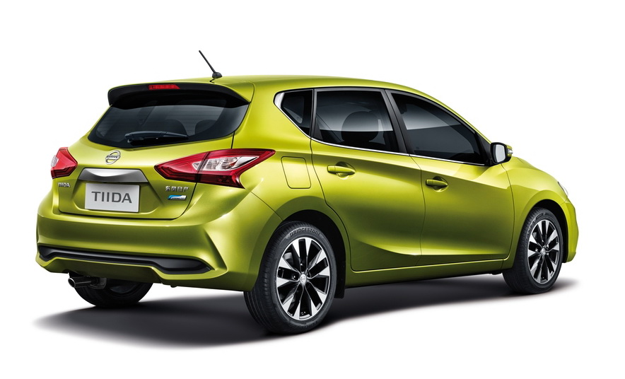 Nissan Launches New Tiida Hatch And Maxima In China