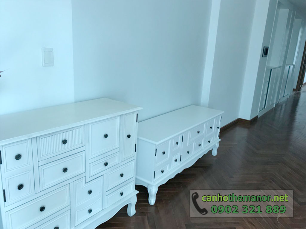 bán the manor hcm 2 phòng ngủ nội thất mới và cao cấp - hình 3