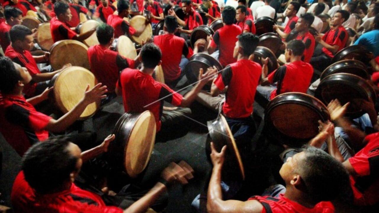 10+ Alat Musik Tradisional Aceh, +Gambar dan Keterangan