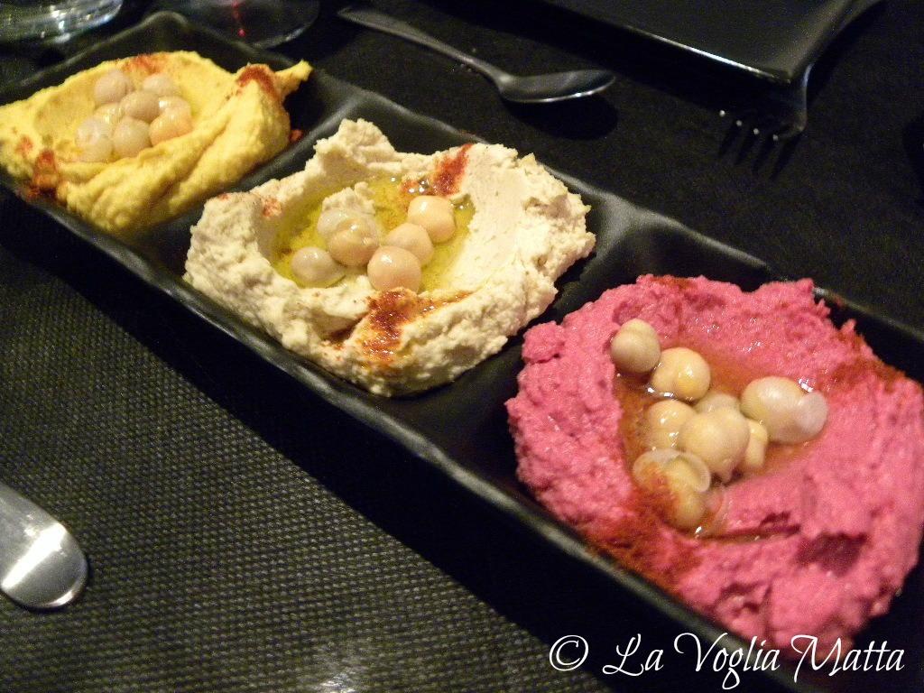 La voglia matta adonis cucina libanese a trieste for Cucina libanese