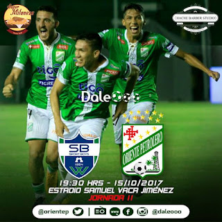 Jornada 11 Clausura 2017 - Sport Boys vs Oriente Petrolero - Super Milaneza - Hache Barber Studio - DaleOoo