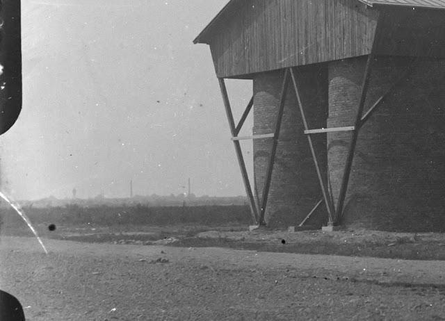 Gundorfer Silo - ca. 1930-1940 - Detailaufnahme