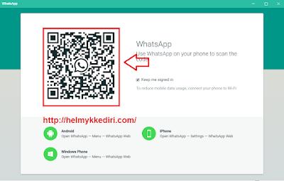 Cara Menginstall Aplikasi Whatsapp diPC