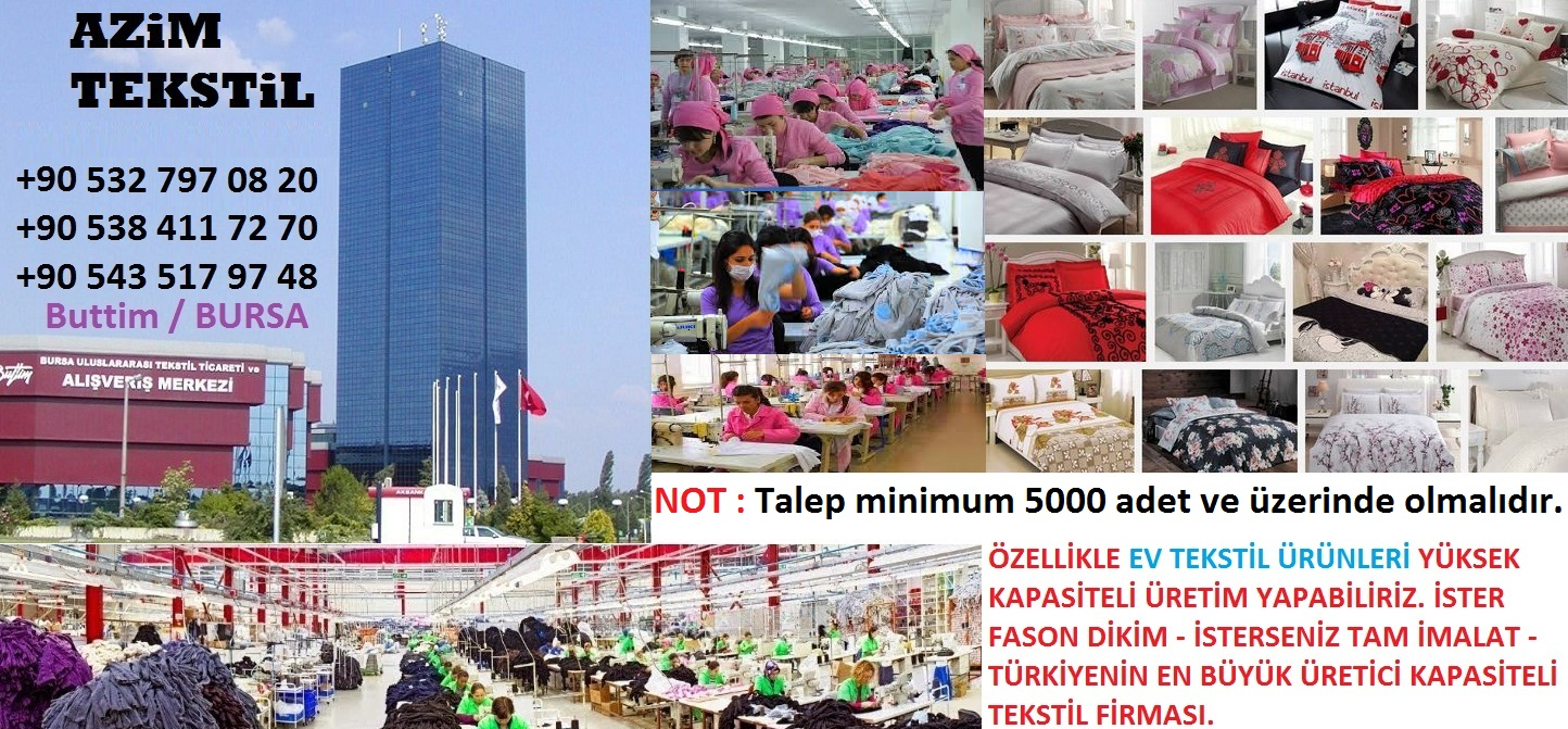 tekstil firmaları