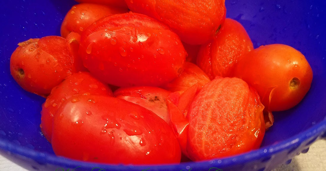 Home Canned Pizza Sauce From Frozen Or Fresh Tomatoes