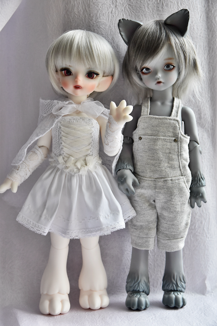 soom teenie gem leaves elves viol & ling
