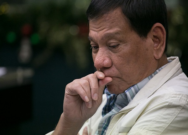 AN OPEN LETTER - DUTERTE COULD FAIL FILIPINOS