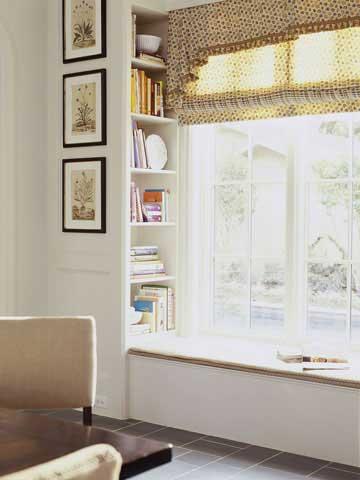 Interieurbouw Window Seats