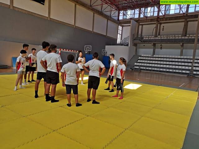 Los Llanos pone en marcha el II Campus Deportivo Rosana Simón