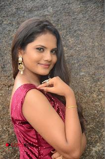 Actress Priyanka Shrma Pictures in Long Dress at Lovers Park Movie Opening  0038.JPG