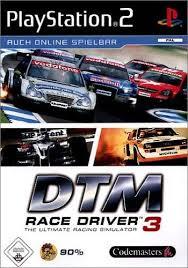 Free Download DTM Race Driver 3 PCSX2 ISO PC Game Untuk Komputer Dan HP Android Full Version ZGASPC