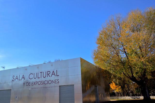 Sala de exposiciones Pedrajas by J. Antonio Fontal Álvarez