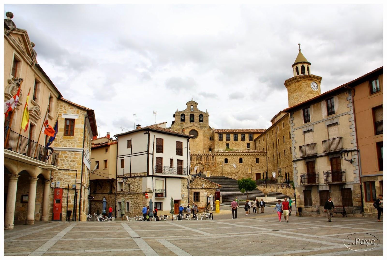 Plaza del Ayuntamiento de Oña