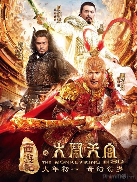 Tây Du Ký 1: Đại Náo Thiên Cung - The Monkey King 1 (2014) | Full HD VietSub