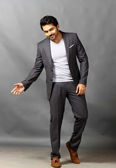 Karthi Height and Weight and Body Measurements