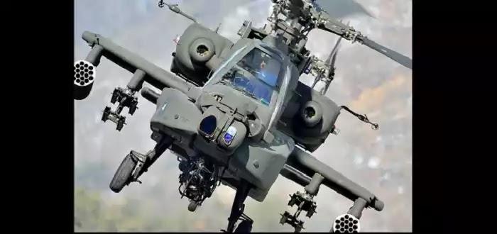 H κατάρριψη Apache της Σ. Αραβίας από τους Χούθι της Υεμένης (βιντεο)