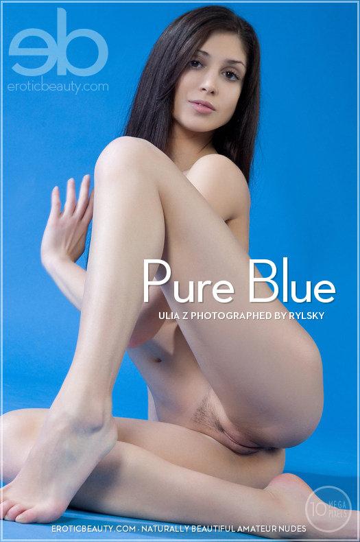 EroticBeauty4-24 Ulia Z - Pure Blue 03180