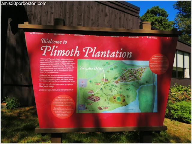 Plimoth Plantation, Plymouth