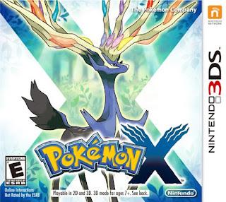 Pokemon X | Download 3DS CIAs