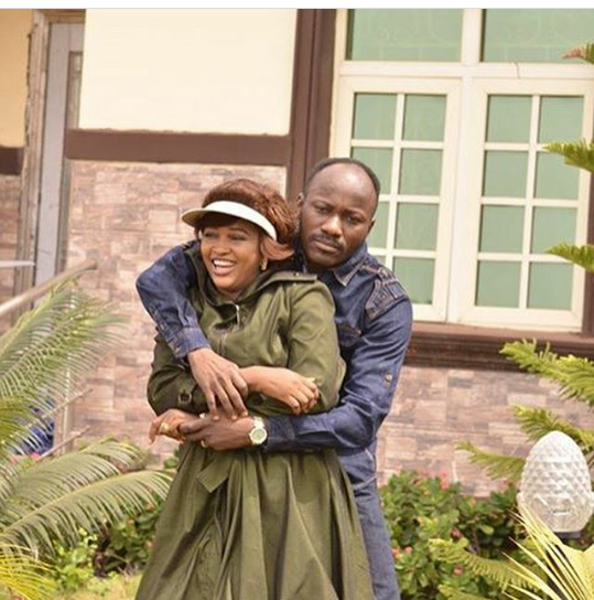 These new photos of Apostle Suleman and wife  will make you believe in true love - EOnlineGH.Com