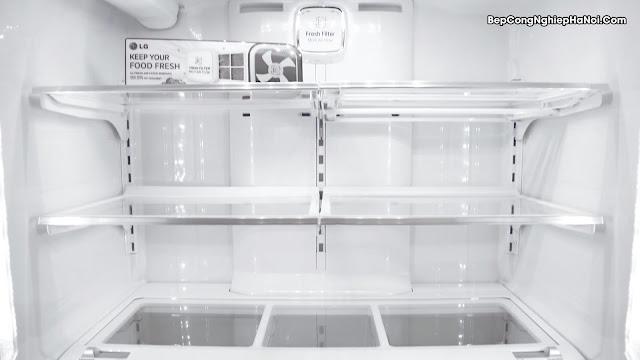 Nội thất tủ đông công nghiệp LG giá tốt nhất Hà Nội