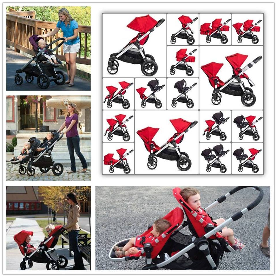 Baby Jogger City Select Youtube 2015