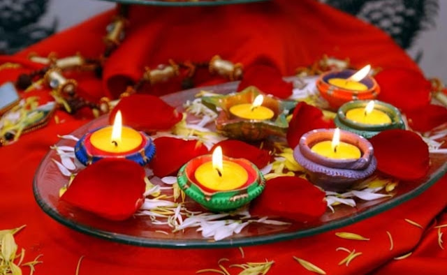 Diwali Diya Home Decoration Images Pictures Pics