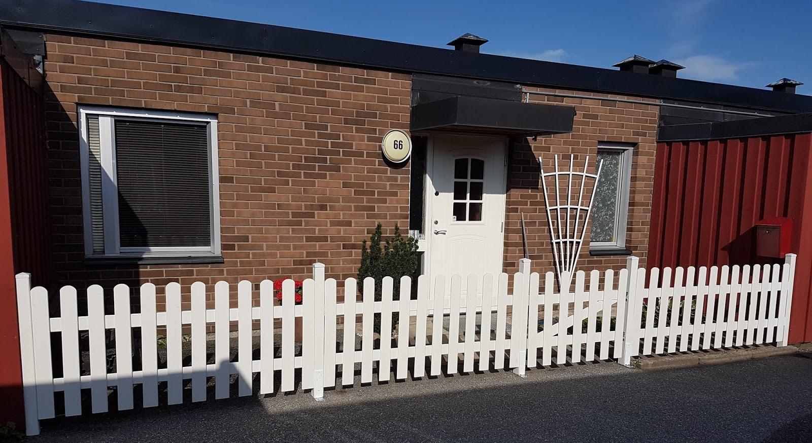 bauhaus malmö staket