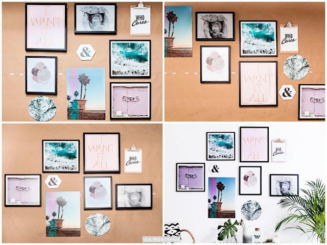 idéias de composição de quadros