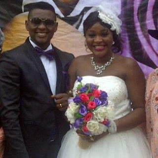 in pictures nollywood actress cha cha eke weds director