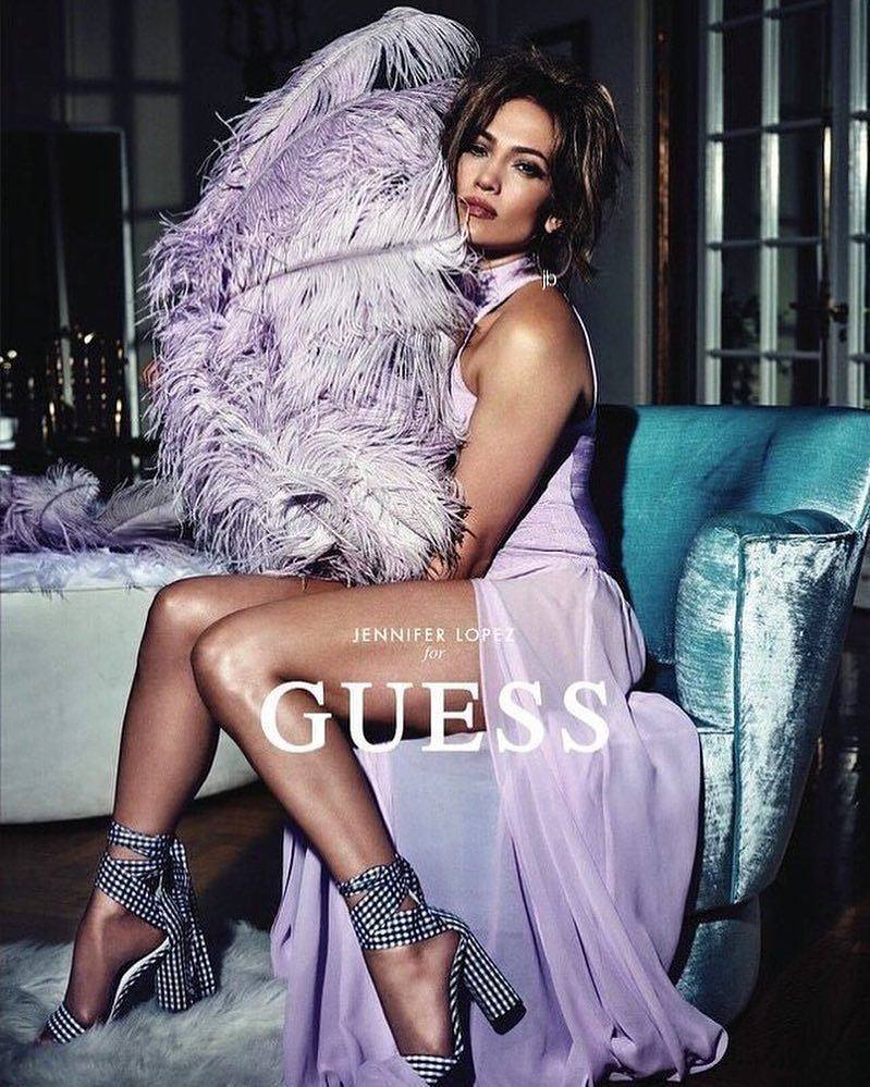 Guess & Marciano Spring 2018 Campaign starring Jennifer Lopez