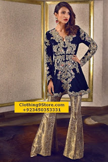 rozina munib collection 2017