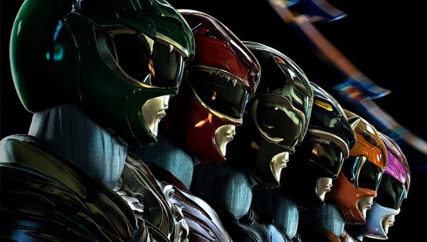 Fan Art Power Rangers 2017