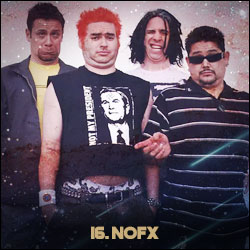 The 24 Greatest Bands In The World Right Now: 16. NOFX