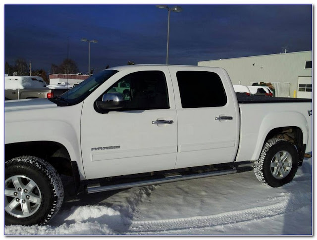 How Much Does Tinting Truck WINDOWS Usually Run