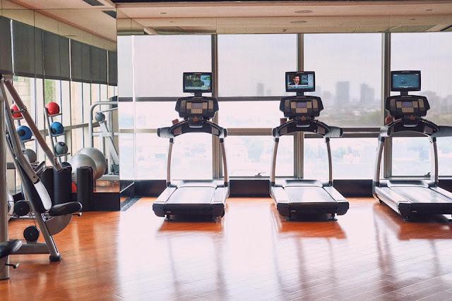 Keraton Hotel Gym