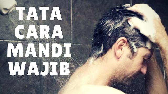 cara mandi wajib yang benar sesuai ajaran islam