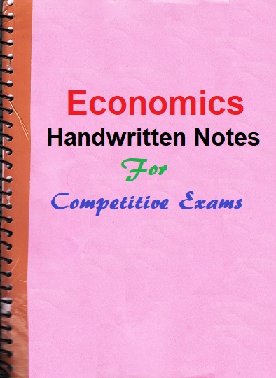 economics-handwritten-notes