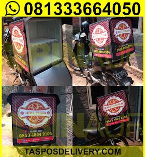 Produsen Tas delivery pizza Ikki ketapang Jakarta bandung bogor tangerang bekasi jogja solo semarang malang surabaya bali banjarmasin batam