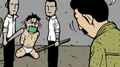 Lee Chul (bộ mới) phần 30: Truy bắt tội phạm (2)