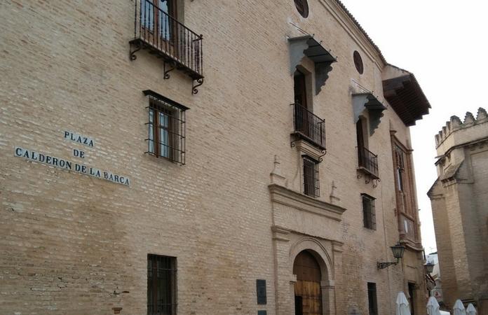 Palacio de los Mraqueses de la Algaba.