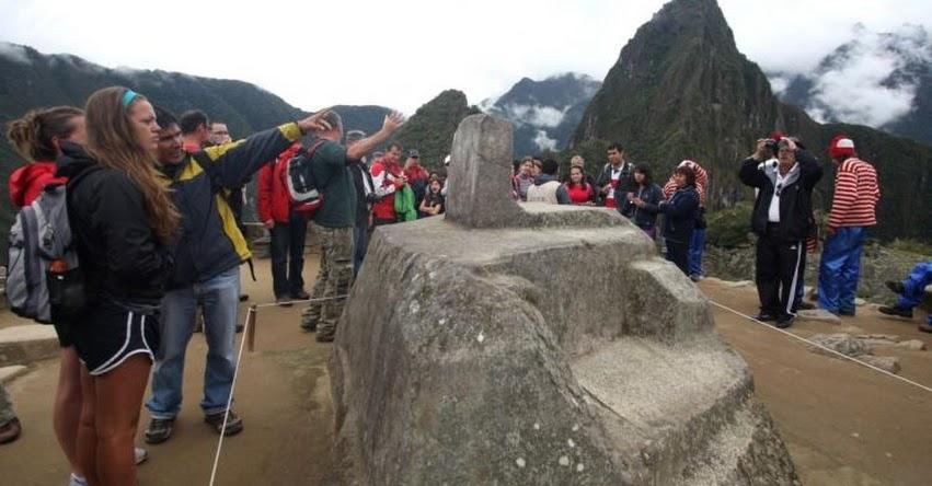 MACHU PICCHU: Ordenarán ingreso de turistas a Ciudadela Inca desde Enero del 2019