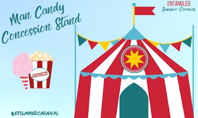 Entangled Summer Carnival: Select Contemporary Man Candy Concession Stand
