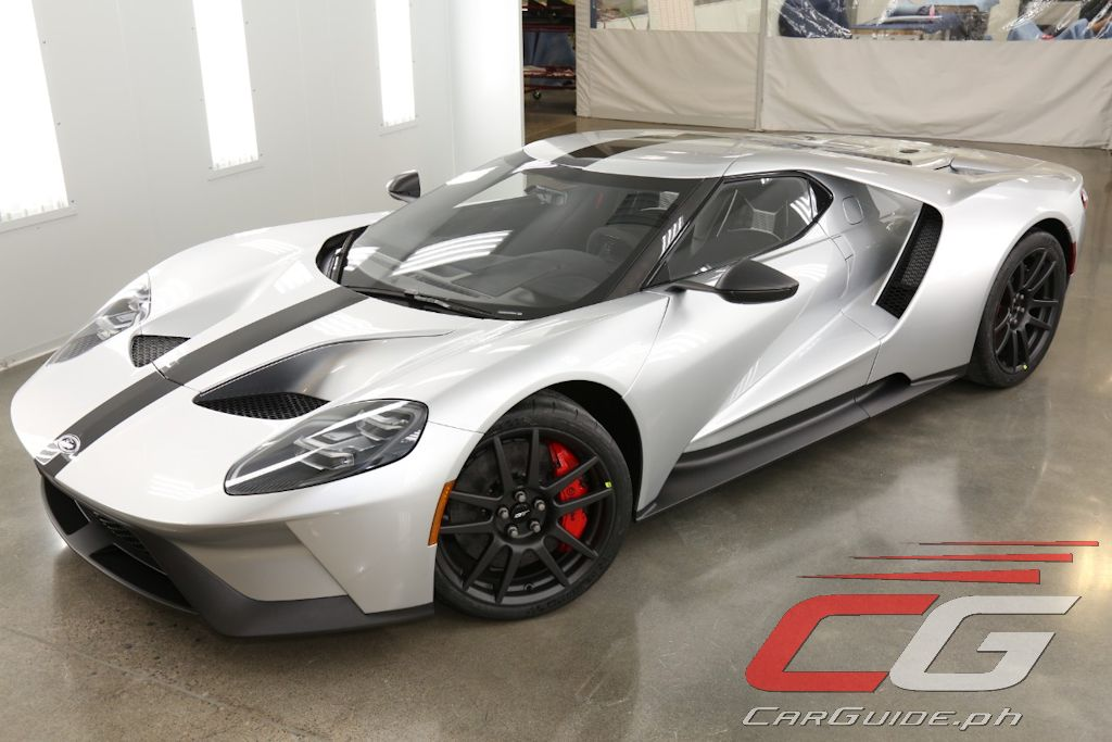 And While All Performance Related Features Such As The Fia Certified Steel Roll Cage And Active Aerodynamic System Remain The Ford Gt Competition Series