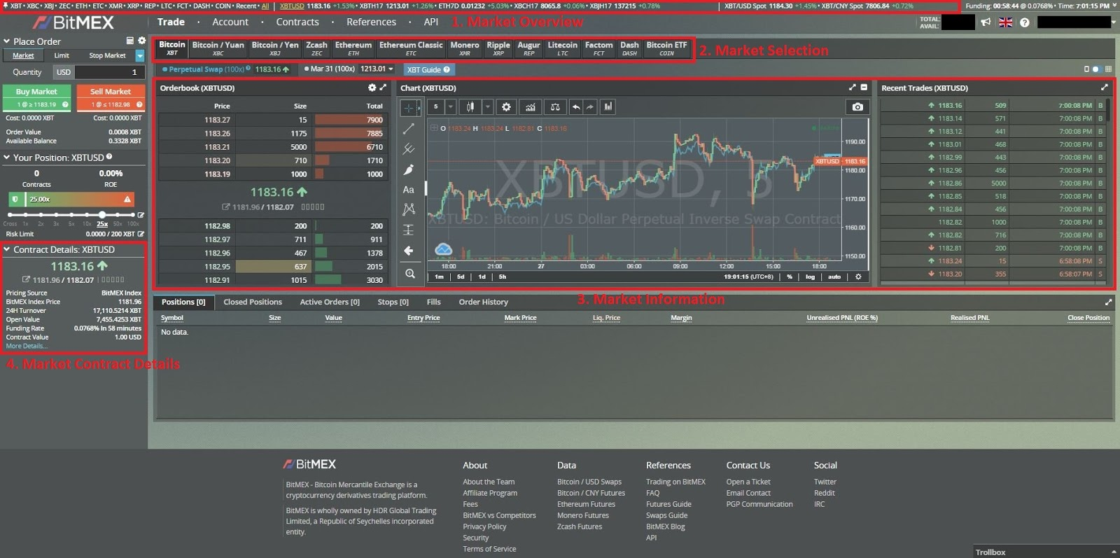 Aluna Crypto Currency & Trading: BTC Exchange Tutorial
