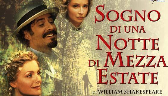 Matrimonio Tema Sogno D Una Notte Di Mezza Estate : La cineturista sogno di una notte mezza estate