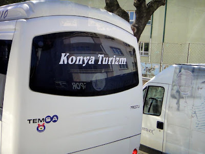 The City of Konya in Turkey