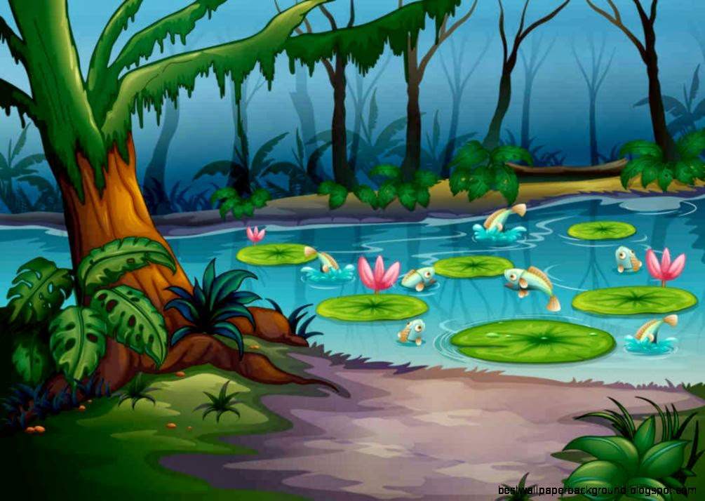 Free Active Animated Jungle Wallpapers